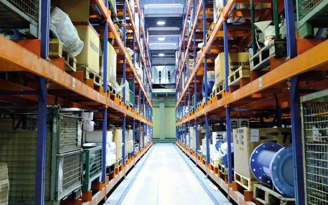 prego services betreibt Materiallager der Stadtwerke Bad Nauheim