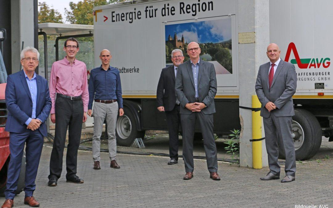 prego services übernimmt Lagerlogistik der AVG Aschaffenburg