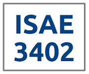 Prüfung nach ISAE 3402 erfolgreich abgeschlossen