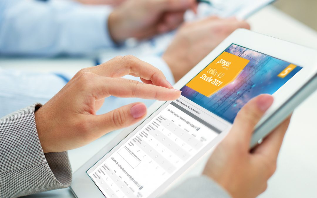 Utility 4.0 Studie 2021 gestartet : Energiewende und Digitalisierung